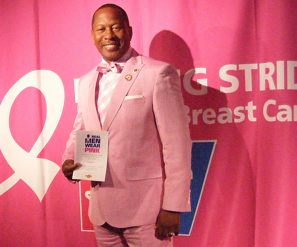 The American Cancer Society recently launched its Real Men Wear Pink of New York City program, which features Real Men ...