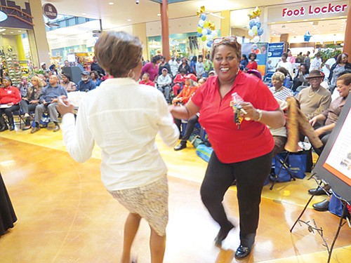 Thousands of seniors and baby boomers are expected to descend on the Mall at Stonecrest on Oct. 15 for a ...