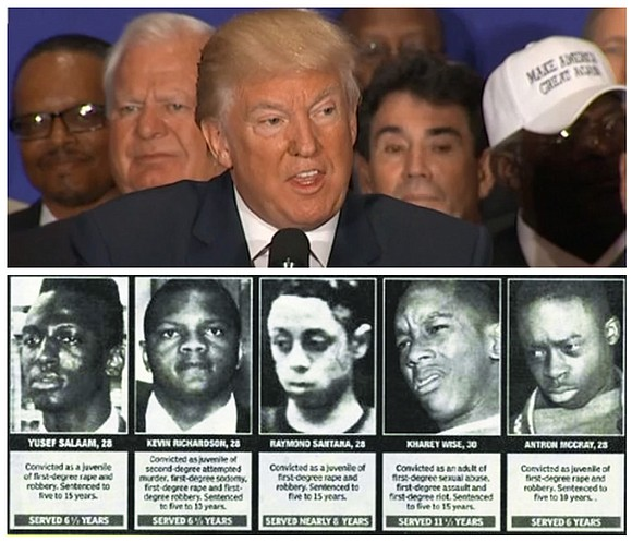 If Donald Trump really believes in his law and order campaign theme, he had better get his facts straight on ...