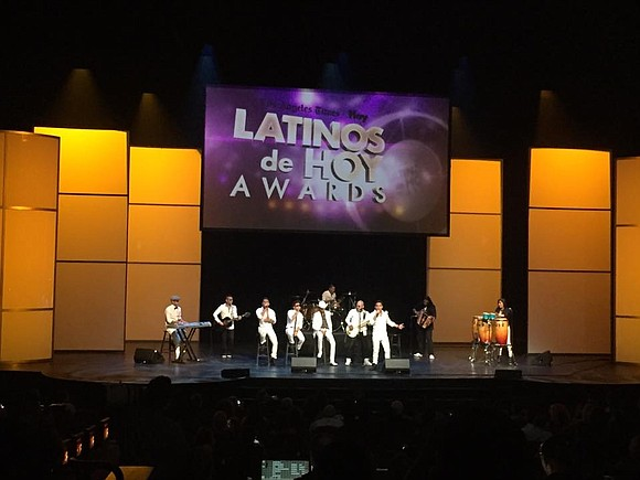 The Los Angeles Times and Hoy's 2016 Latinos de Hoy Awards took place last night at the prestigious Dolby Theatre ...