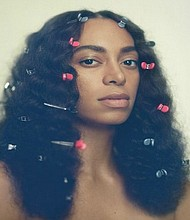 """Solange Knowles is more than just Beyonce's little sister. But like Queen Bey, Solange now has a number one album. The singer's """"A Seat at the Table"""" just hit the top spot on the Billboard 200 chart."""