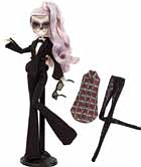 Monster High and Born This Way Foundation recently revealed Zomby Gaga, a doll inspired by Lady Gaga to champion kindness, ...