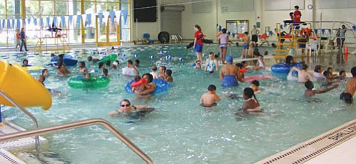 The indoor pool at the Matt Dishman Community Center has reopened after renovations.