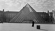 """The Louvre – Paris"" by Carrie Mae Weems (2006)"