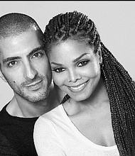 Photo by world-renowned photographer, Marco Glaviano. Janet Jackson confirmed Monday, February 25, that she and billionaire Wissam Al Mana are married, and have been since last year (2012).