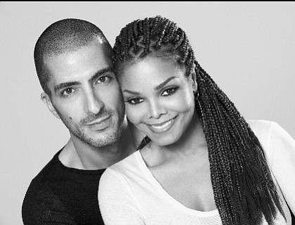 Janet Jackson is finally letting the world in on her big news.