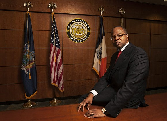 Late Brooklyn District Attorney Kenneth Thompson is among this year's honorees at the New York Urban League's 54th annual Frederick ...