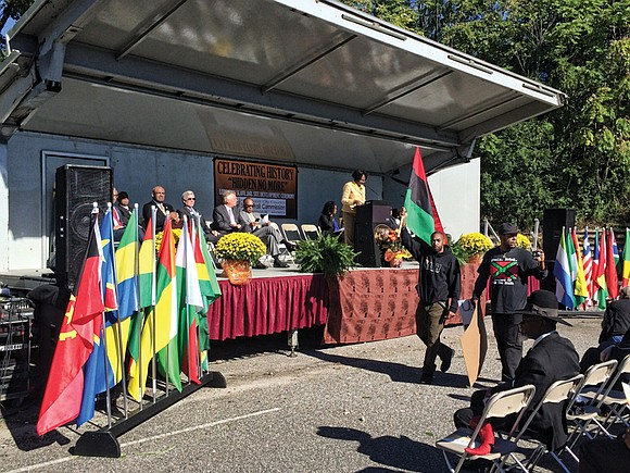 """""""Our history must never be buried,"""" Richmond Mayor Dwight C. Jones said as he launched the long-awaited effort to create ..."""