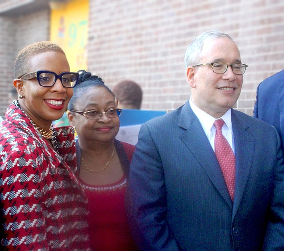 The Fort Greene Council held a celebration of their victory in the fight to preserve their most precious service centers, ...