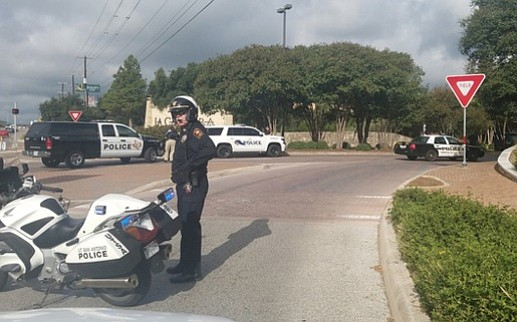 Police Scene Cleared at La Cantera | Houston Style Magazine