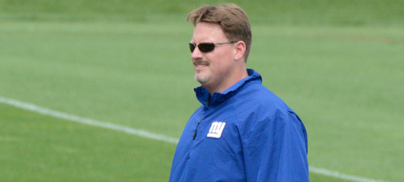 At 0-5, the primary focus of the Giants' leadership should be the team's future.