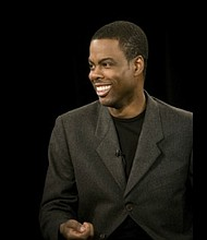 """Comedian Chris Rock who Kevin Hart calls his menot. """"Chris Rock [is my mentor], one hundred percent,"""" Kevin Hart told CNN at the New York premiere of his new comedy tour film """"What Now?"""" """"Rock's advice is always great. It's always spot on."""""""