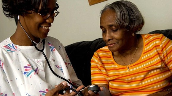 Why do African Americans still have higher rates of high blood pressure?