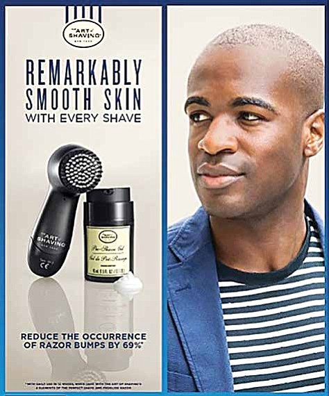 "The Art of Shaving has introduced a new ""Power Brush"" System and regimen. The Power Brush and Unscented Pre-Shave Gel ..."
