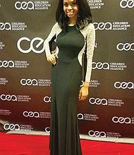 Host Laura Onyeneho, multimedia journalist.