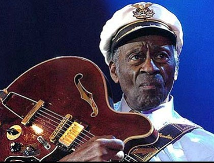 Many of rock 'n' roll's greatest guitarists list Chuck Berry as one of their influences. As do many other musicians.