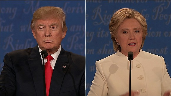 Donald Trump on Wednesday refused to say he would accept the result of the presidential election if he loses to ...