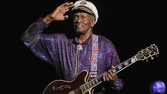 For the past 209 months in a row, Chuck Berry has been focused just on playing in small venues. But ...