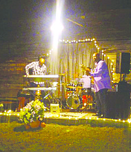 A concert will cap off the Flat Rock Heritage Day and Jazz Festival on Oct. 29 in Lithonia.