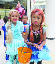 Gallery at S. DeKalb hosts Mall-O-Ween