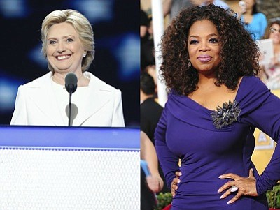 "Oprah Winfrey has a strong message for undecided voters in a new interview with TV host T.D. Jakes: ""There really ..."