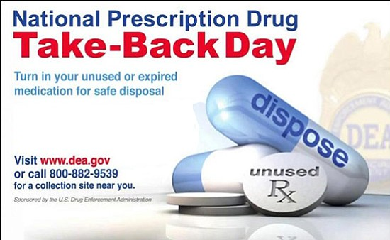 Do you have unused or expired prescriptions in your medicine cabinet? Want to get rid of them safely?