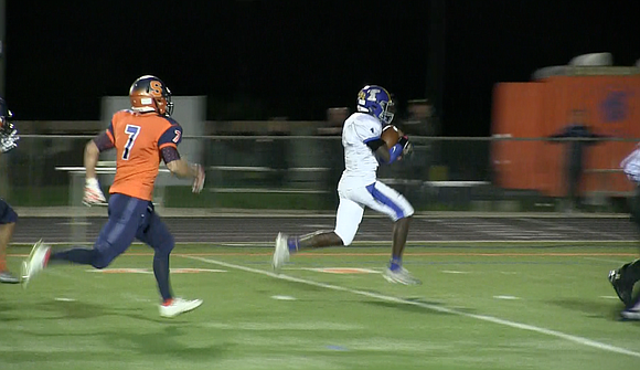 It was certainly a wild one on Friday. Romeoville was looking for it's fourth-straight win, but Joliet Central had other ...