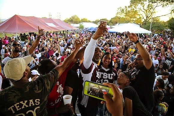 The Texas Southern University campus was abuzz for seven days as students, alumni, faculty and staff celebrated its 2016 Homecoming ...