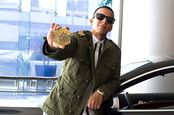 "Musician Daddy Yankee, who guest stars on the smash international hit ""Despacito,"" is appealing for help for his native Puerto ..."