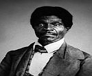 A photograph of Dred Scott, taken around the time of his court case in 1857.