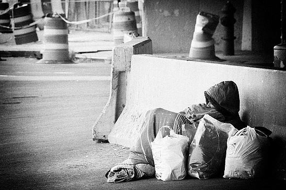I believe the number of homeless veterans is approximately 30,000. An important point to make is homelessness is not just ...