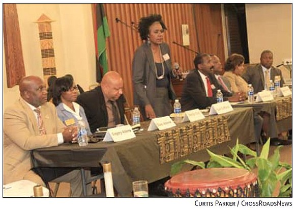 Transparency issues involving candidates Gregory Adams, Randal Mangham and John Tolbert highlighted an Oct. 10 forum in Lithonia featuring them ...