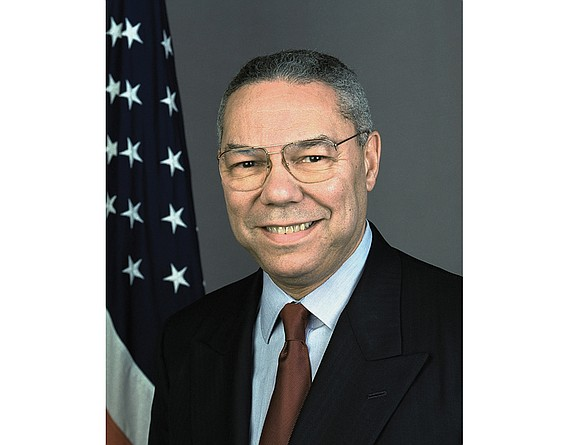 Colin Powell, who served as U.S. secretary of state in Republican President George W. Bush's administration, said on Tuesday he ...