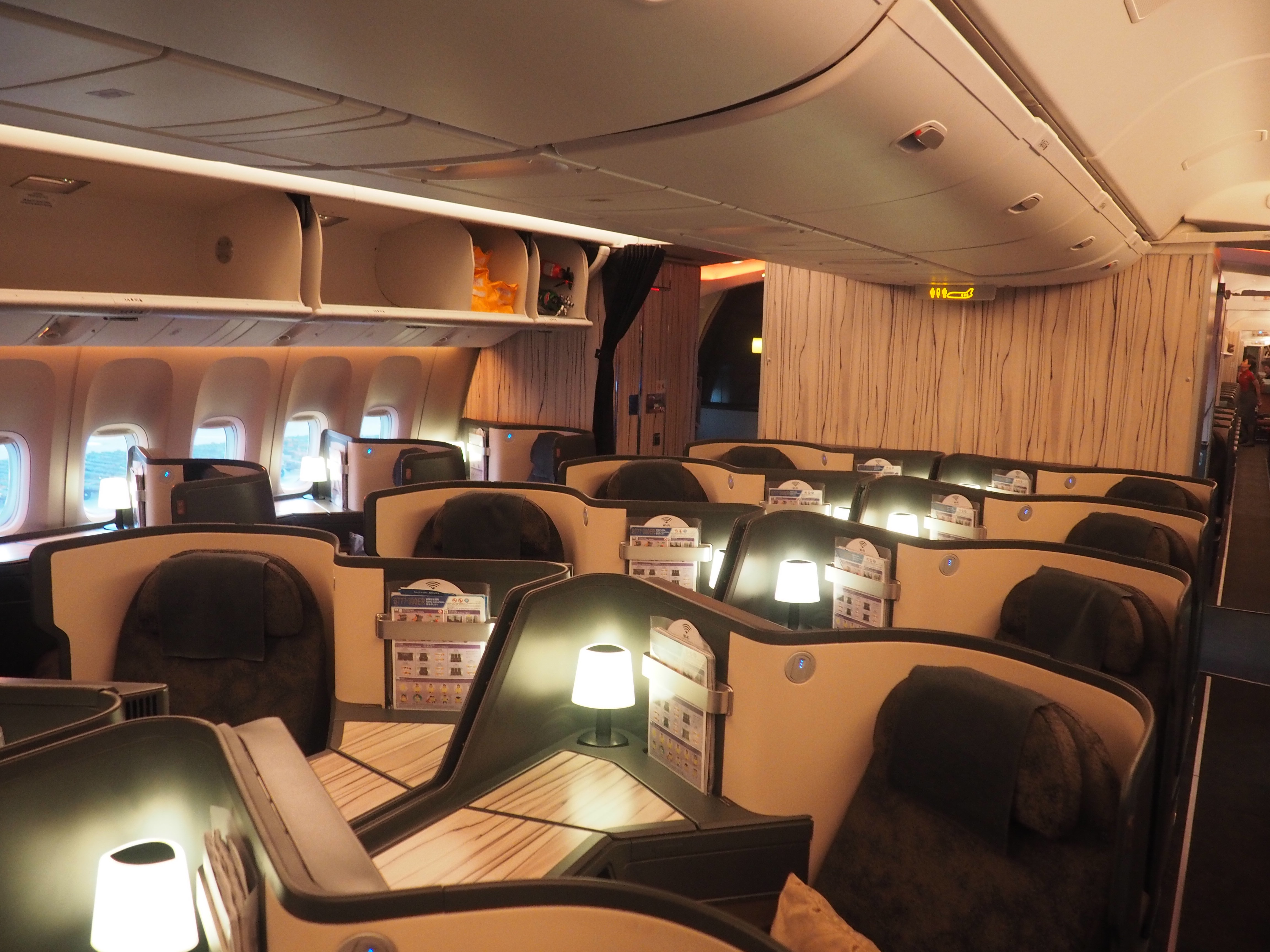 Flying Business Class To Asia Is Well Worth The Cost New