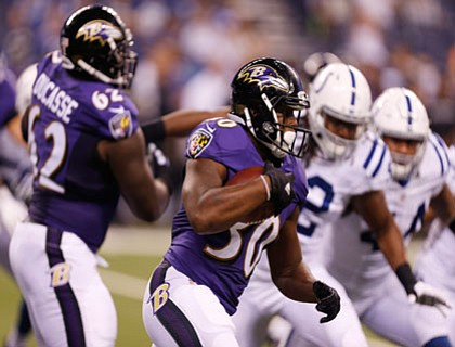 The Baltimore Ravens are coming off the bye week having lost four straight games after starting the season with a ...