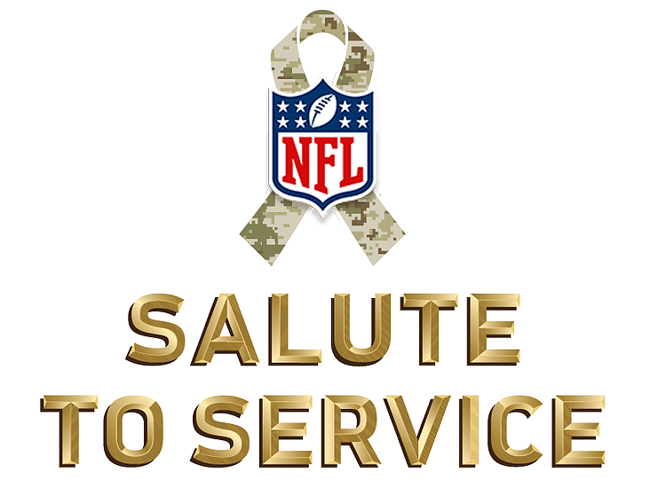 newest 8978d eacca NFL-USAA Salute to Service Award Nominees | Houston Style ...