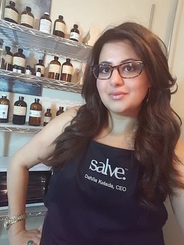 Based in Houston, TX, SALVE is an all-natural and organic skin care line with the mission of healthier and sustainable ...