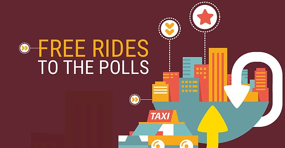A Community Voice and Justice and Beyond are offering rides to the polls for voters in the GNO area, including ...