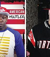 Juma Blaq and DJ Fatboy host the new Breakout Tuesdays show at the Ash Street.