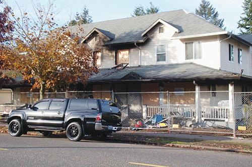 At least 20 residents were displaced by a fire last week that caused extensive damage to a six-plex building at Northeast 27th and Killingsworth Street. A man living at the apartment is accused of starting the fire.