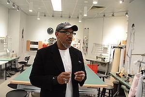 Shaka King, director of Macy's Fashion Incubator
