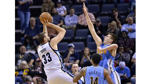 Trailing by one point, the Memphis Grizzlies had no timeouts and little time. For the oldest player in the NBA, ...