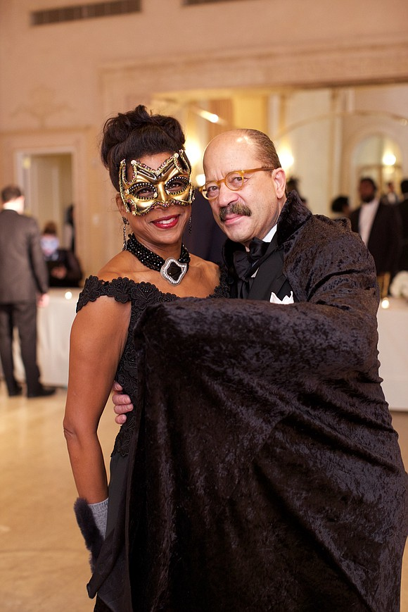 Monday, Oct. 31, 2016, Harlem School of the Arts hosted its annual gala benefit to support the school's year-round visual ...