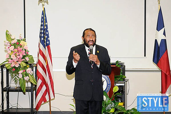 Democratic Rep. Al Green of Texas called for the impeachment of President Donald Trump Wednesday morning, the first member of ...