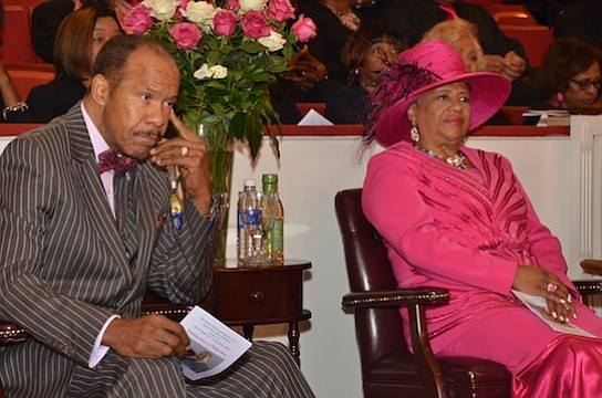 'A Jubilee Celebration of God's Servants'…