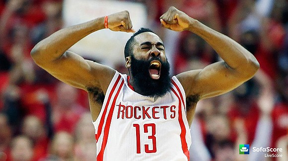 The troubles for James Harden keep piling up. The son of former Houston Rockets Moses Malone Jr. has filed a ...