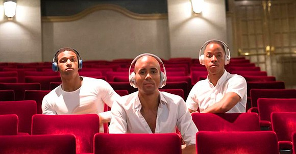 An innovative use of technology makes history for the Dallas Black Dance Theatre during its 40th anniversary season: