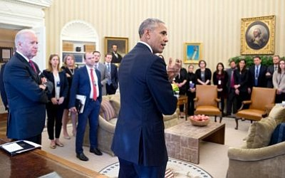 The first backlash election of the presidency of President Barack Obama's time in office was 2010 when Democrats in the ...