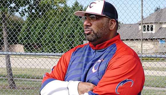 Omar Washington, a former professional baseball player with the Philadelphia Phillies and the Boston Red Sox is on a mission ...