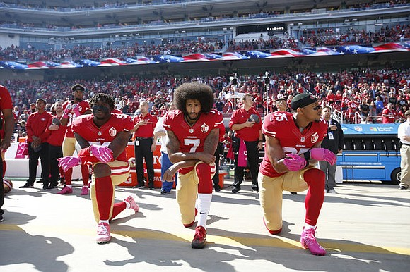 After a season of high-profile protesting, San Francisco 49ers quarterback Colin Kaepernick has revealed that he did not vote in ...